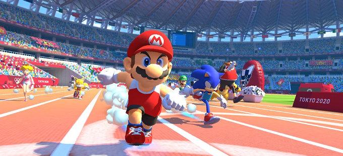 Mario & Sonic at the Tokyo 2020 Olympic Games anunciado por Sega
