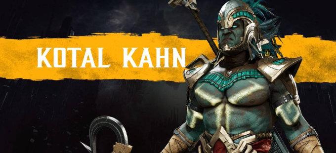 Kotal Kahn, humillado en el nuevo tráiler de Mortal Kombat 11