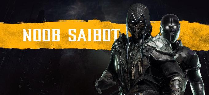 """Mortal Kombat 11 consigue a Noob Saibot y un """"viejo"""" conocido"""