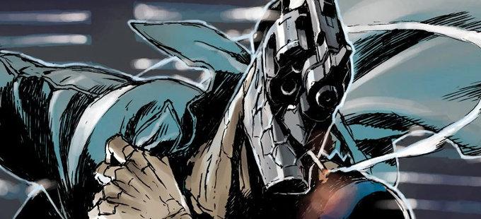 El anime de No Guns Life, a cargo del estudio de Overlord y Card Captor Sakura