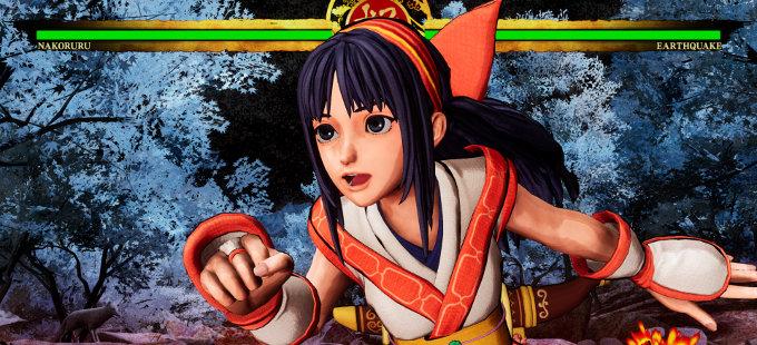Samurai Shodown para Nintendo Switch consigue una nueva peleadora