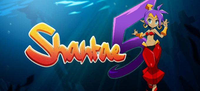 Shantae 5 para Nintendo Switch está en desarrollo