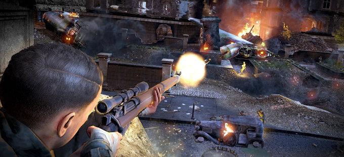 Sniper Elite para Nintendo Switch llegará por partida doble