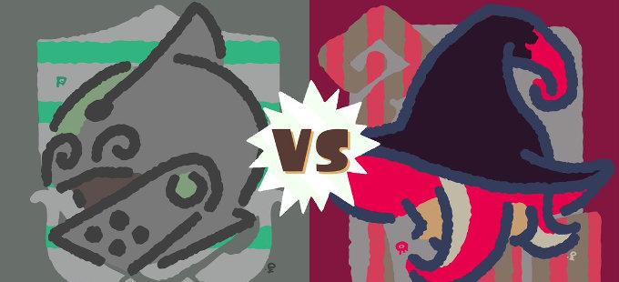El próximo Splatfest de Splatoon 2 es caballeros vs. magos