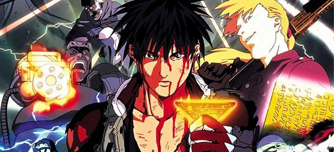 El anime de Spriggan será exclusivo de Netflix
