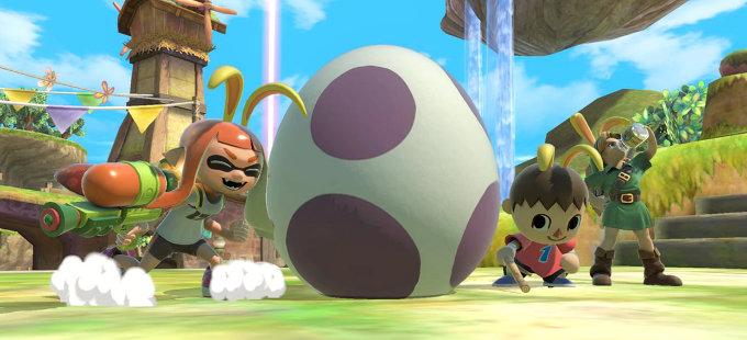 Super Smash Bros. Ultimate y el misterio de los espacios vacíos