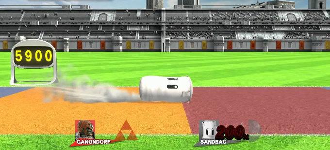 ¿Conseguirá Super Smash Bros. Ultimate el Home Run Mode?
