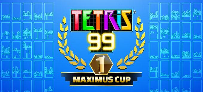 El torneo de Tetris 99 está abierto para México