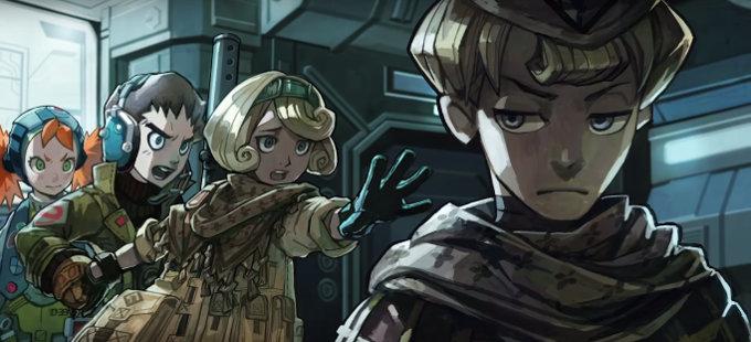 Tiny Metal: Full Metal Rumble para Nintendo Switch llegará esta primavera