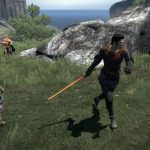 Travis TD en Dragon's Dogma: Dark Arisen