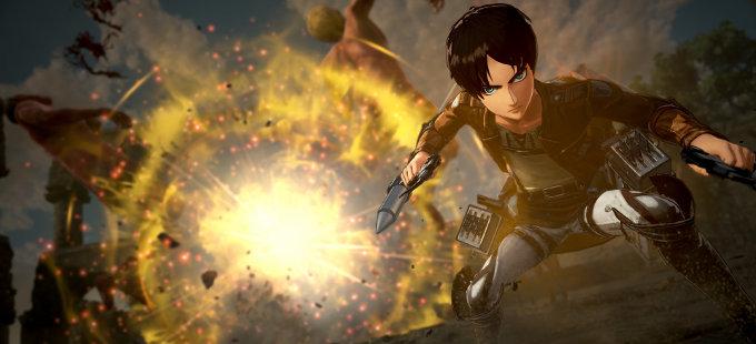 ¿Qué arma de la tercera temporada de Shingeki no Kyojin debuta en AoT2: Final Battle?