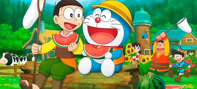 Doraemon Story of Seasons para Nintendo Switch llega en otoño
