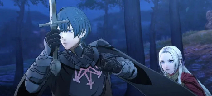 Conoce a los personajes de Fire Emblem: Three Houses para Nintendo Switch