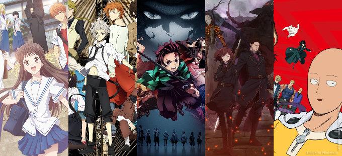 Guía de Anime de Primavera 2019