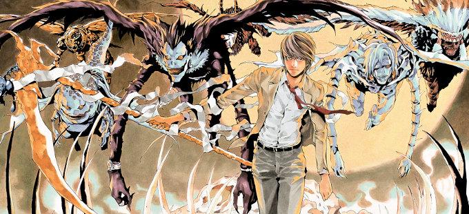 El manga de Death Note tendrá un nuevo capítulo