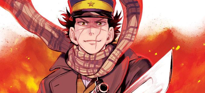 El manga de Golden Kamuy saldrá en México