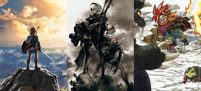 ¿Cuál es el mejor juego de los últimos 30 años en Japón según Famitsu?