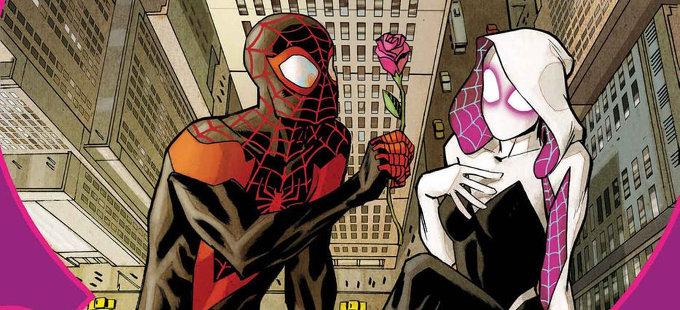 Miles Morales y Spider-Gwen están en Marvel Ultimate Alliance 3 para Nintendo Switch