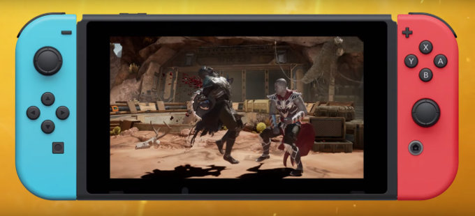 Mortal Kombat 11 para Nintendo Switch presume su primer tráiler