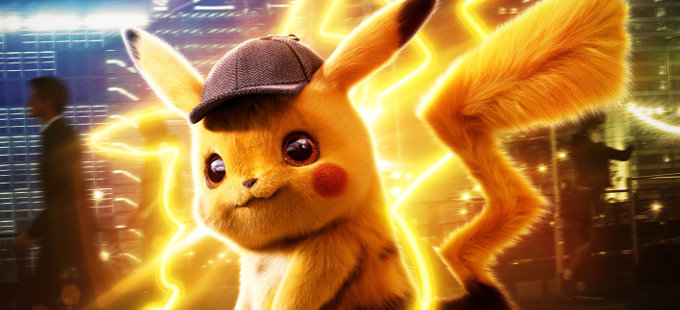 Pokémon: Detective Pikachu, elogiada por la prensa
