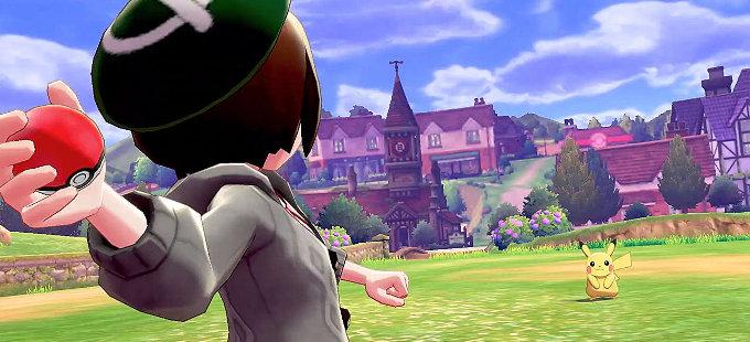 Pokémon Sword & Shield para Nintendo Switch se enfocará en la experiencia portátil