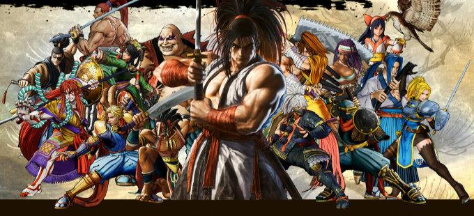 Samurai Shodown para Nintendo Switch consigue más nuevos peleadores