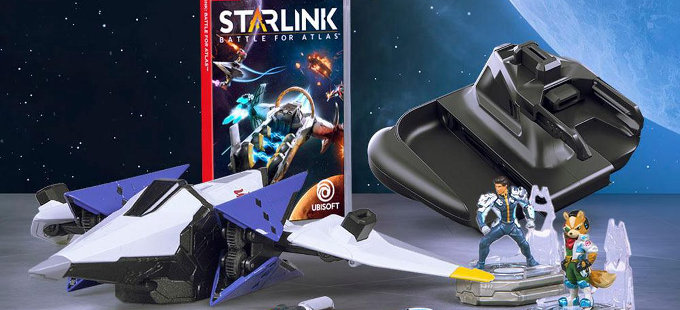 Starlink: Battle for Atlas para Nintendo Switch no tendrá más juguetes armables
