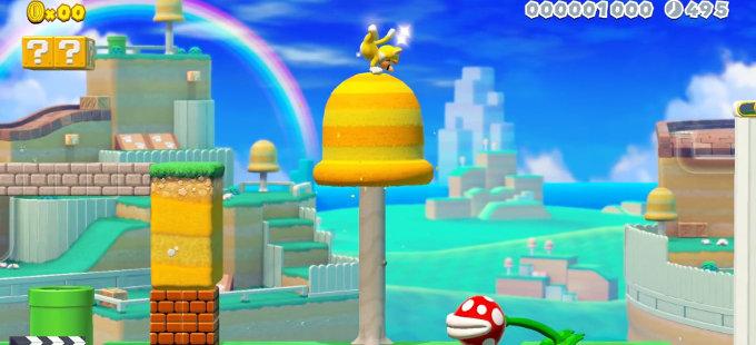 Super Mario Maker 2 le da la bienvenida a la era Reiwa