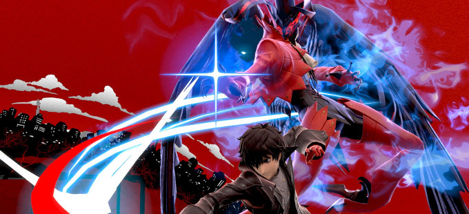 Super Smash Bros. Ultimate sufre un error por Joker de Persona 5