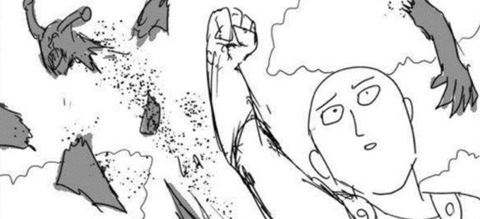 El web manga de One-Punch Man regresa del olvido