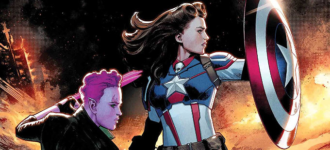 ¿Peggy Carter como Capitán América? En What If…? todo es posible
