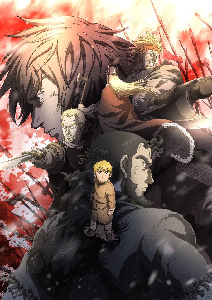 ¿Cuánto durará el anime de Vinland Saga?