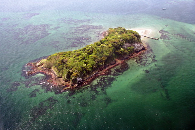 Isla Sarushima