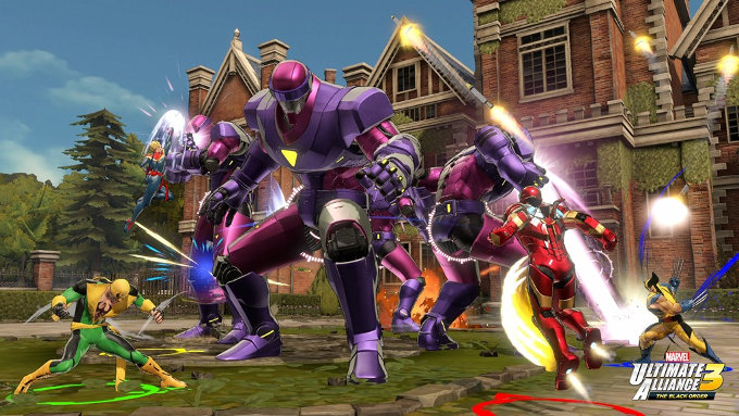 Se revelan nuevos detalles de Marvel Ultimate Alliance 3 para Nintendo Switch