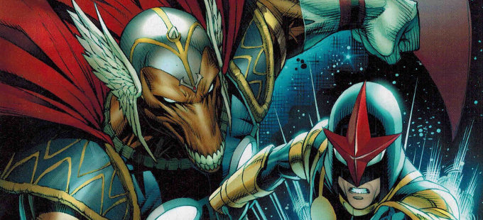 Guardians of the Galaxy Vol. 3 podría tener a Beta Ray Bill