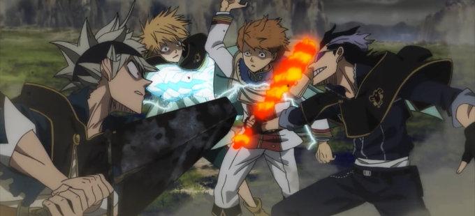 El anime de Black Clover entrará en un nuevo arco
