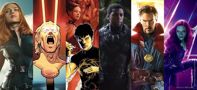 Calendario de películas de Marvel Studios: ¿Cómo quedan sus estrenos?