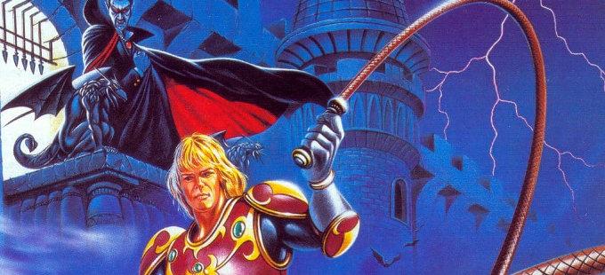 Castlevania Anniversary Collection tendrá versiones japonesas de sus juegos