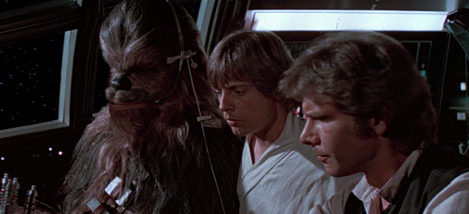 Mark Hamill y Harrison Ford dan el adiós a Peter Mayhew