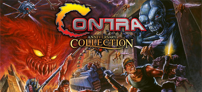 Contra Anniversary Collection para Nintendo Switch completamente revelada