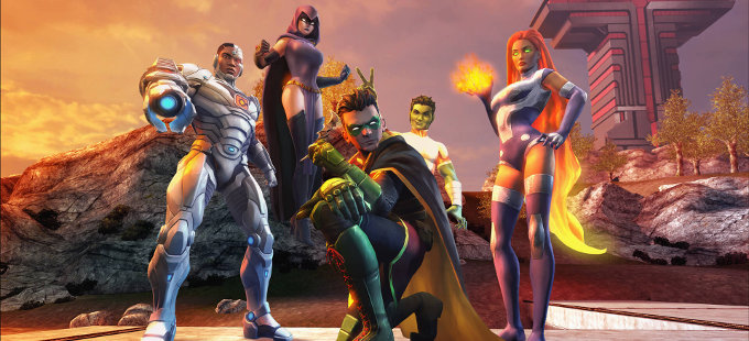 DC Universe Online para Nintendo Switch saldrá en verano
