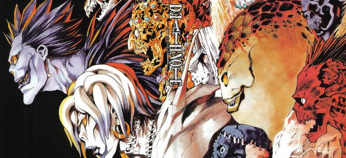 Se confirma el nuevo manga de Death Note