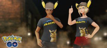 Detective Pikachu se hará el aparecido en Pokémon GO