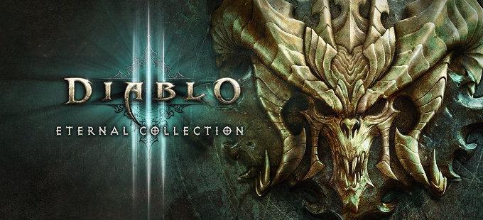 ¿Habrá algo más de Blizzard que Diablo III para Nintendo Switch?