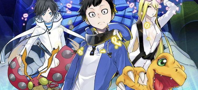 ¿Otro juego de Digimon para Nintendo Switch en camino?