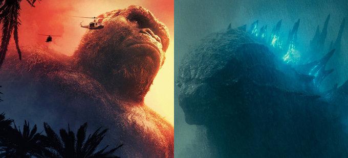 Primer vistazo a la película de Godzilla vs Kong