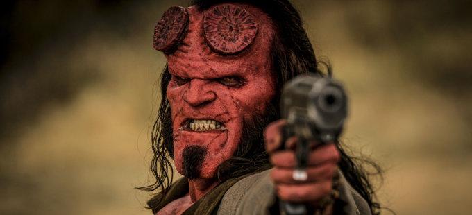 ¿Fracasó Hellboy por culpa de Marvel?