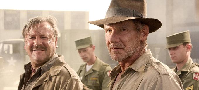 Harrison Ford: Cuando me vaya, Indiana Jones se va conmigo