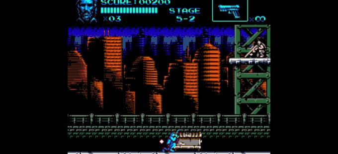 Así se vería John Wick 3: Parabellum como un juego de NES