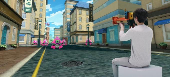 Nintendo Labo: VR Kit ya soporta juegos de Unity